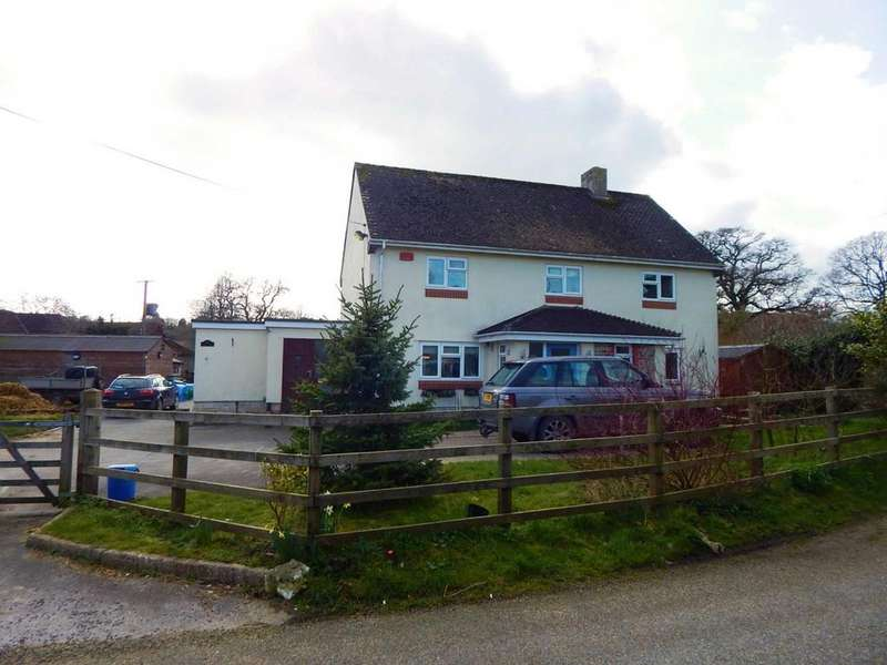 4 Bedrooms Detached House for sale in Road Green, Colyton, Devon