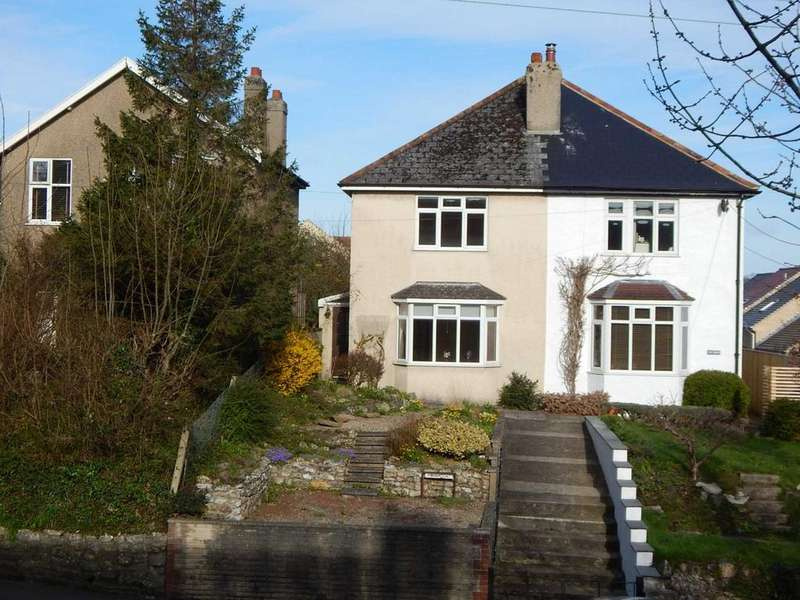 2 Bedrooms Semi Detached House for sale in Musbury Road, Axminster, Devon