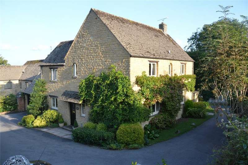 4 Bedrooms Detached House for sale in Chantry Gardens, Bourton On The Hill, Moreton-in-Marsh, Gloucestershire