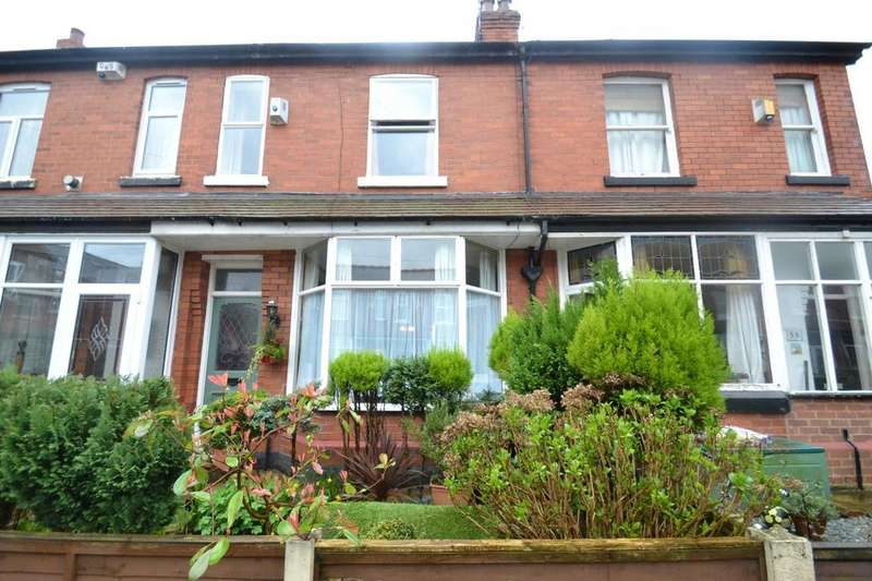 3 Bedrooms Terraced House for sale in Belmont Road, Sale