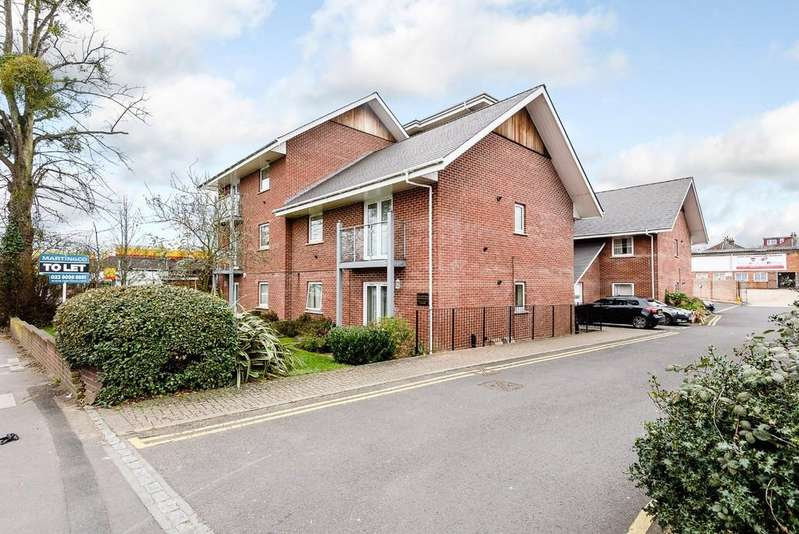 2 Bedrooms Apartment Flat for sale in Winchester Road, Southampton