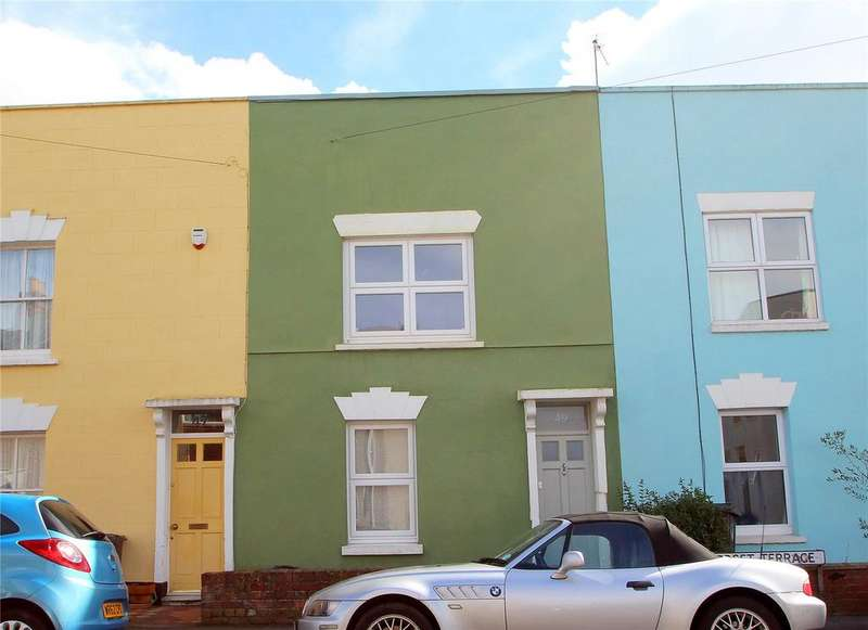 2 Bedrooms Terraced House for sale in Somerset Terrace, Windmill Hill, Bristol, BS3