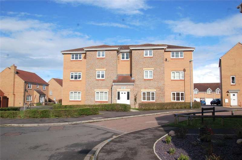 2 Bedrooms Apartment Flat for sale in Chillingham Drove, Stockmoor Village, North Petherton, Bridgwater, TA6