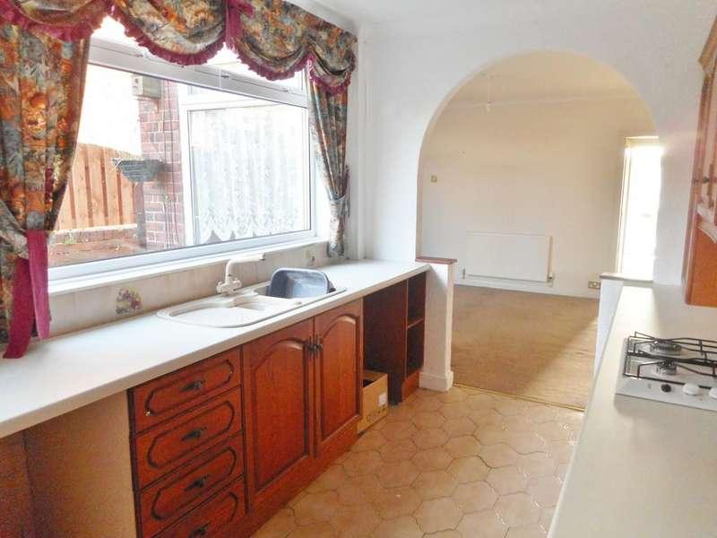3 Bedrooms Semi Detached House for sale in Station Road, Kiveton Park
