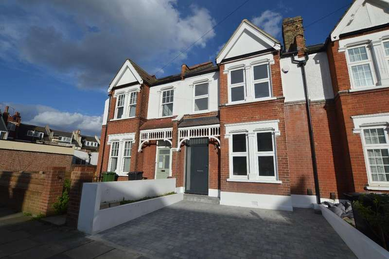 4 Bedrooms Terraced House for sale in Girton Road Sydenham SE26