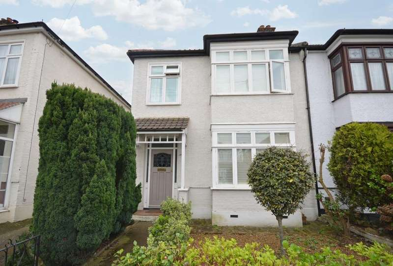 3 Bedrooms Semi Detached House for sale in Holme Lacey Road Lee SE12
