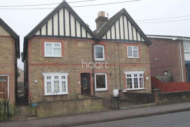 2 Bedrooms Terraced House for sale in Elstead, Godalming, Surrey