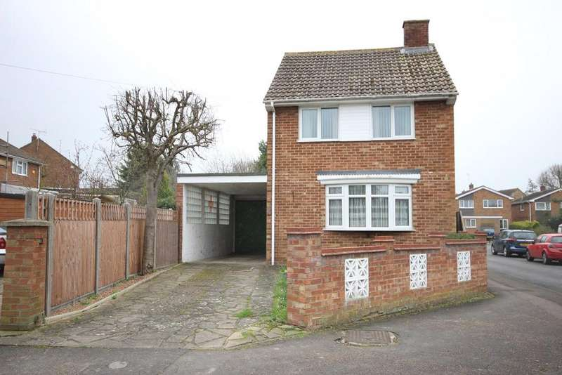 2 Bedrooms Detached House for sale in Chiltern Road, Barton Le clay, MK45