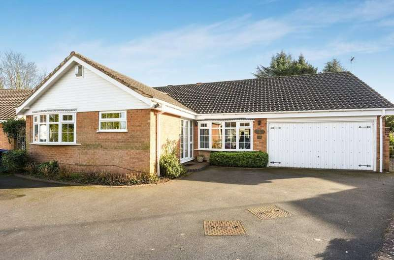 2 Bedrooms Detached Bungalow for sale in Cawdon Grove, Dorridge