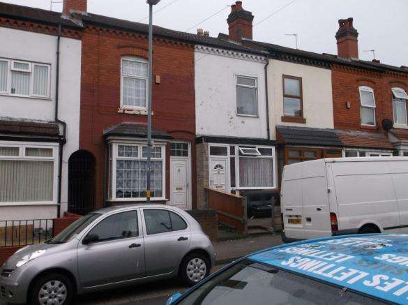 3 Bedrooms Terraced House for sale in Fifth Avenue, Bordesley Green