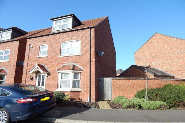 4 Bedrooms Detached House for sale in Bakewell Lane, Hucknall, Nottingham, NG15