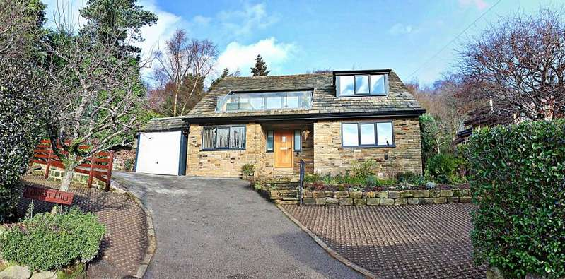 4 Bedrooms Detached House for sale in Main Street, Hawksworth