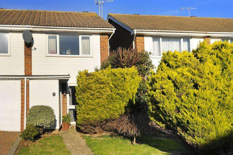 2 Bedrooms Terraced House for sale in Vancouver Road, Worthing
