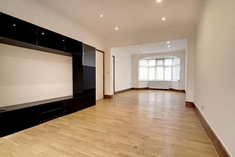 3 Bedrooms Semi Detached House for sale in 1, Brunswick Gardens Ealing W5