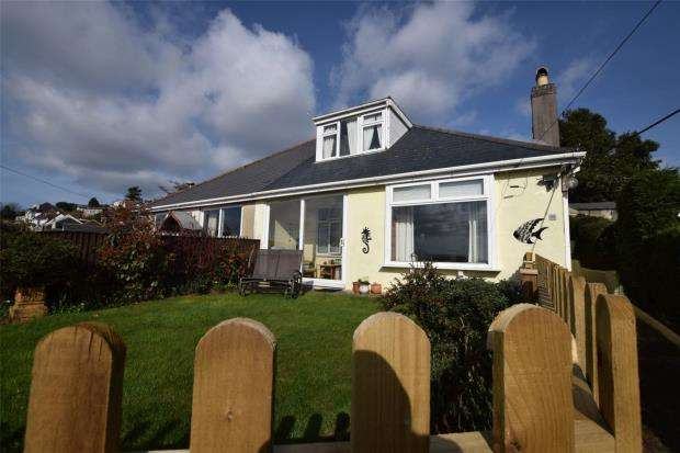 4 Bedrooms Semi Detached Bungalow for sale in Pines Road, Paignton, Devon
