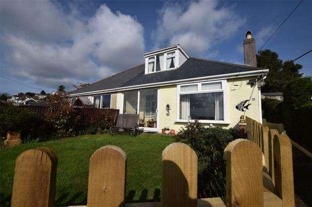 4 Bedrooms Semi Detached Bungalow for sale in Pines Road, Paignton, Devon