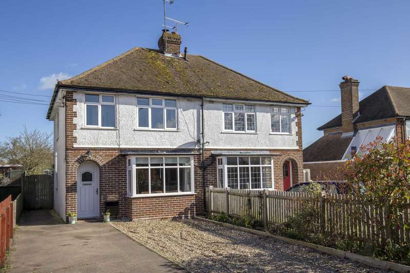 3 Bedrooms Semi Detached House for sale in London Road, Aston Clinton