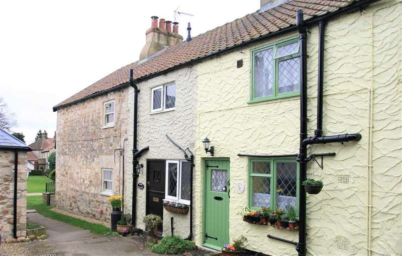 1 Bedroom Terraced House for sale in Primrose Cottage, in the beautiful village of Burton Leonard, Harrogate HG3 3RW