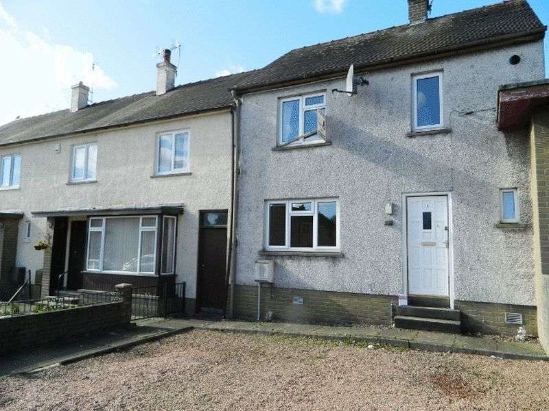 2 Bedrooms Terraced House for sale in 10 FIR PARK TILLICOULTRY FK13 6PX