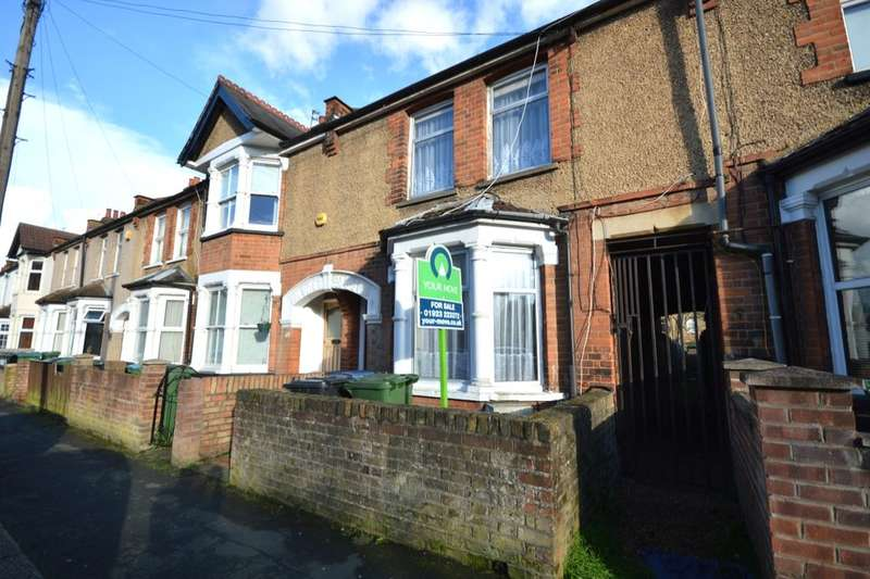 3 Bedrooms Property for sale in Euston Avenue, Watford, WD18