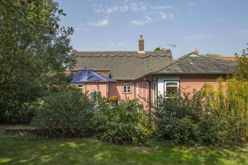 3 Bedrooms Detached House for sale in Ashfield Road, Elmswell
