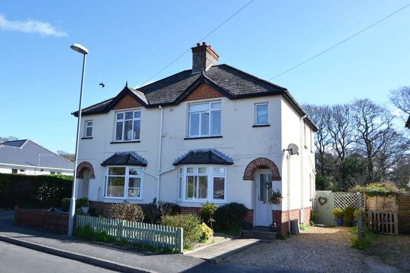 2 Bedrooms Semi Detached House for sale in Verwood