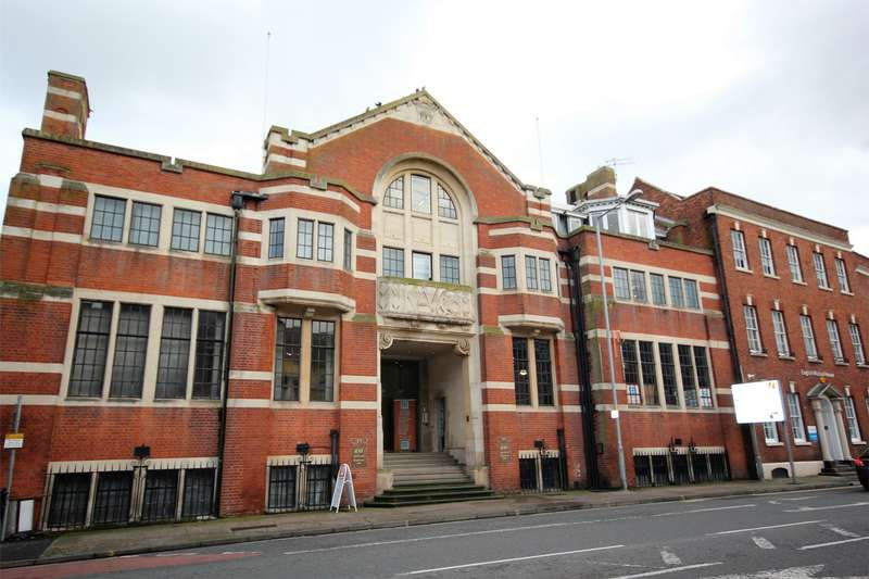 2 Bedrooms Flat for sale in 2 Surman Street, Worcester