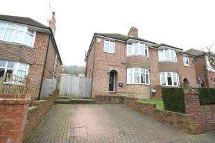3 Bedrooms Semi Detached House for sale in Sancroft Road, Eastbourne, East Sussex