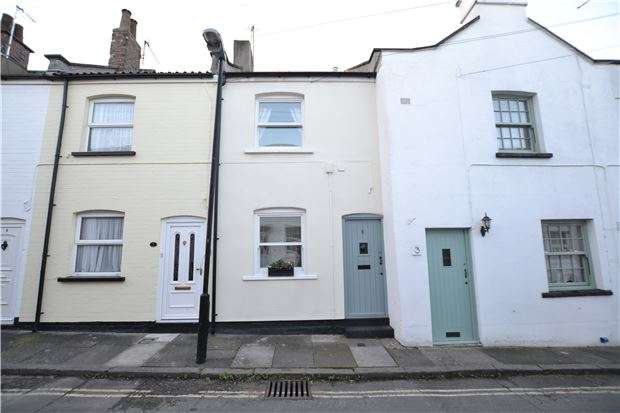 2 Bedrooms Terraced House for sale in Albert Place, Westbury-On-Trym, BRISTOL, BS9 4AF