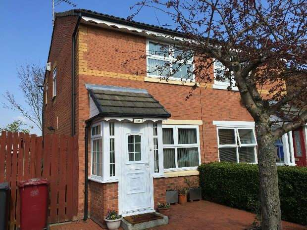2 Bedrooms Semi Detached House for sale in Bunting Court , Halewood , Liverpool