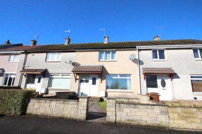 2 Bedrooms Terraced House for sale in Moray Place, Glenrothes