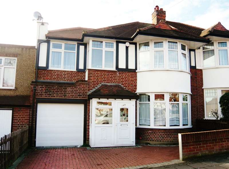 4 Bedrooms Semi Detached House for sale in Broadmead Road, Woodford Green