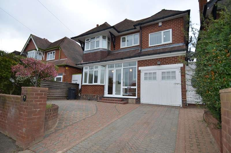 5 Bedrooms Detached House for sale in Broad Lane, Kings Heath, Birmingham