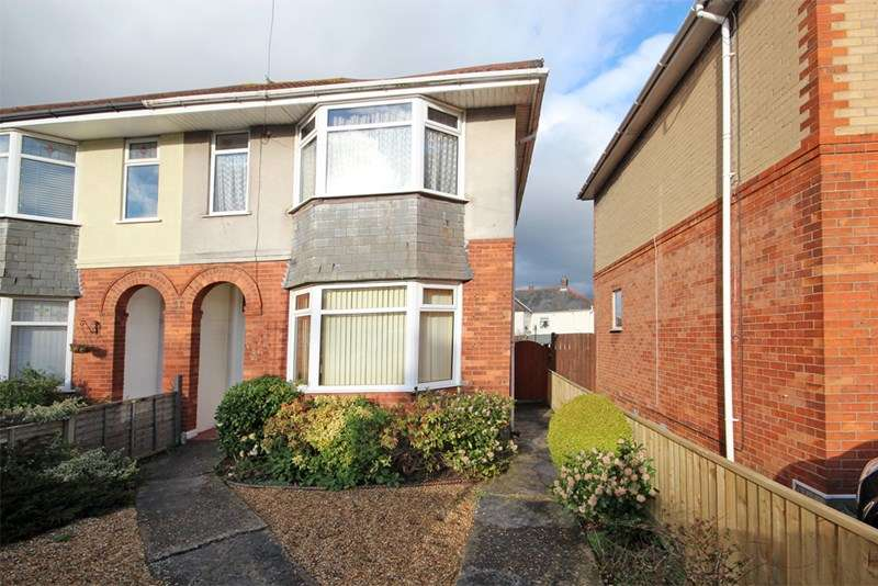 3 Bedrooms Semi Detached House for sale in Droxford Road, Boscombe East, Bournemouth