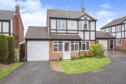 4 Bedrooms Detached House for sale in Sycamore Drive, Groby, Leicester, Leicestershire