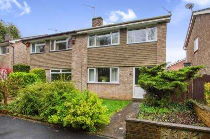 3 Bedrooms Semi Detached House for sale in Martin Close, Patchway, Bristol, Gloucestershire