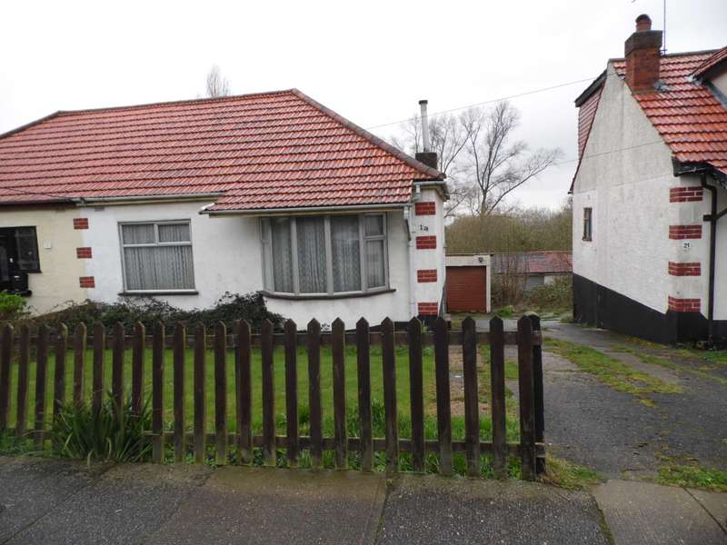 2 Bedrooms Semi Detached Bungalow for sale in Langford Crescent, Thundersley