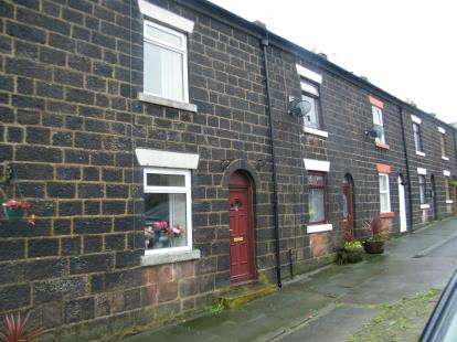 2 Bedrooms Terraced House for sale in Bolton Road, Abbey Village, Chorley, Lancashire, PR6