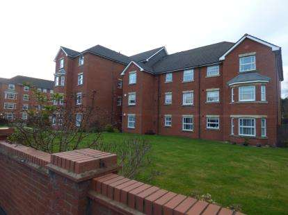 2 Bedrooms Flat for sale in Darwin Court, Cambridge Road, Southport, Merseyside, PR9