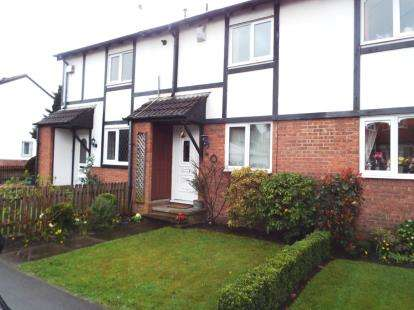 2 Bedrooms Terraced House for sale in Cambell Road, Eccles, Manchester, Greater Manchester