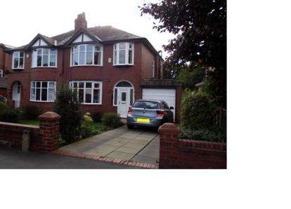 3 Bedrooms Semi Detached House for sale in Broadway, Worsley, Manchester, Greater Manchester