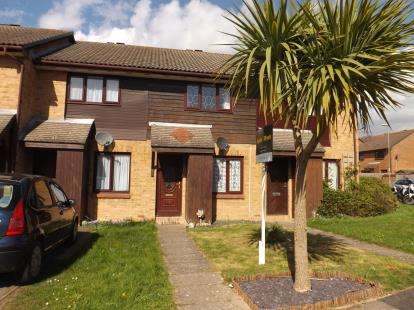 2 Bedrooms Terraced House for sale in Locks Heath, Southampton, Hampshire