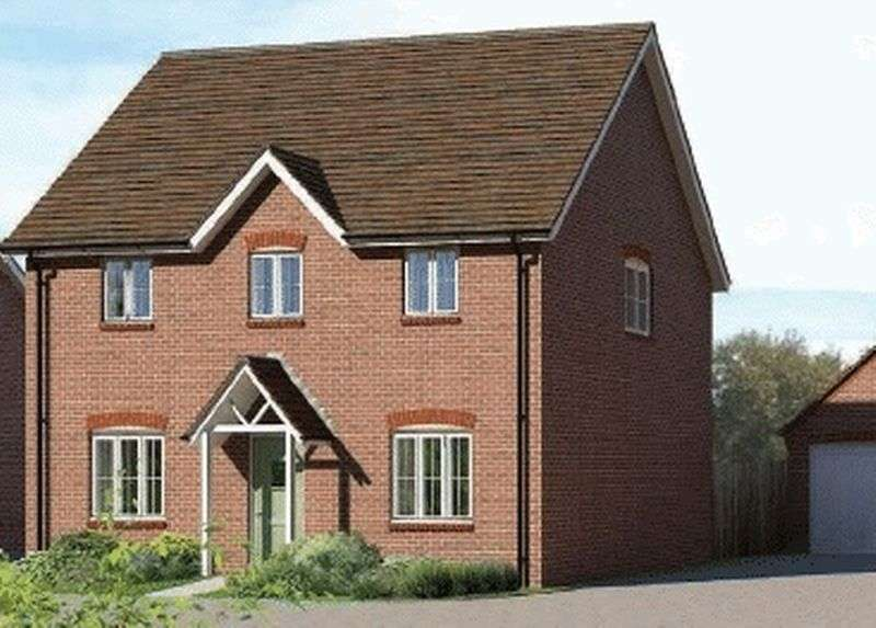 3 Bedrooms Detached House for sale in Plot 66 - The Fulbrook V2, Downsview Park