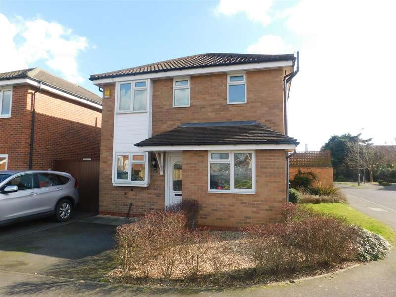 3 Bedrooms Property for sale in St. Albans Close, Long Eaton