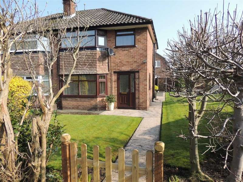 3 Bedrooms Property for sale in Cherry Tree Drive, Hazel Grove, Stockport