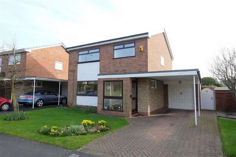 4 Bedrooms Property for sale in Forest Drive, Lytham