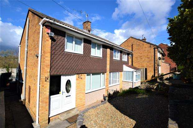 3 Bedrooms Semi Detached House for sale in Earls Mill Road, Plymouth, Devon