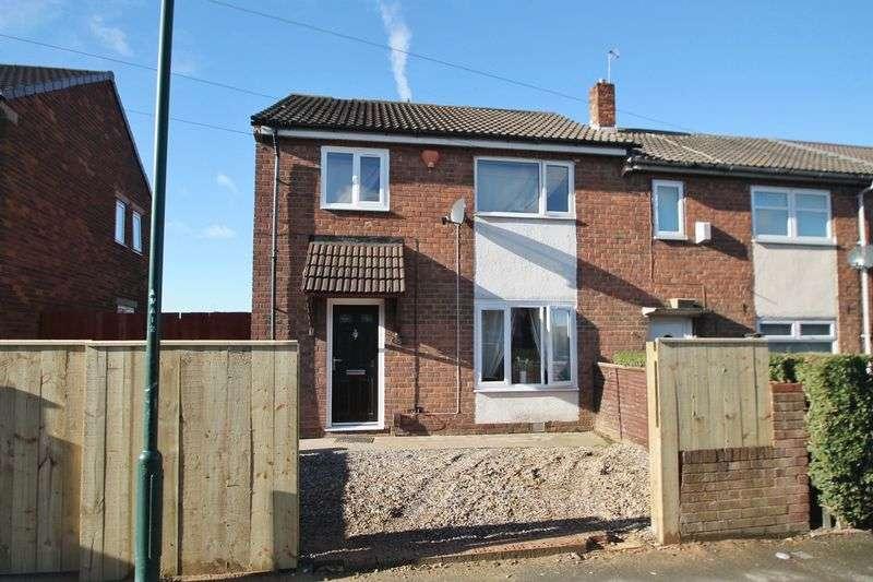 3 Bedrooms Semi Detached House for sale in Clynes Road, Grangetown