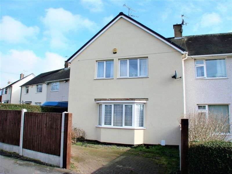 3 Bedrooms Semi Detached House for sale in Whitegate Vale, Clifton