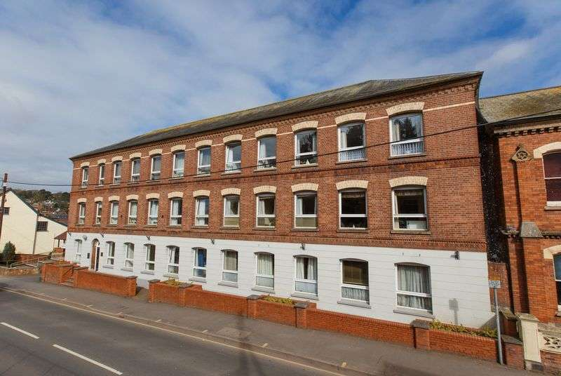 1 Bedroom Flat for sale in Union Road, Crediton